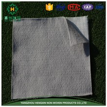 Certificated nonwoven geotechnical synthetic material/geotextile