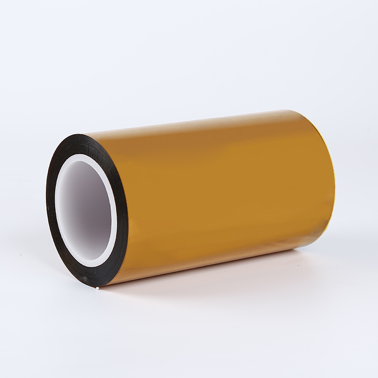 PET Film Color Coated metallized bopet film for cardboard laminating