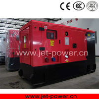 Open/ silent/ moveable type lister petter diesel generator set for sale