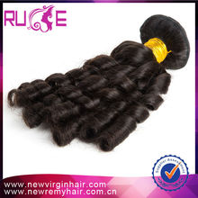 Rm hair 2015 guangzhou new arrival wholesale price brazilian hair extension