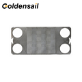Replacement of GEA NT350S Plate for Titanium Gasket Plate Heat Exchanger