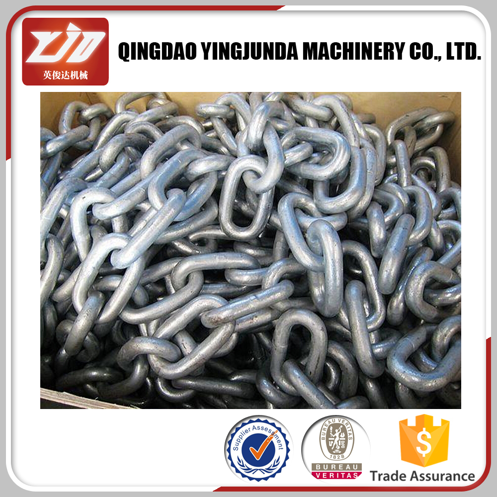 Rigging Hardware Chain Link High Test Chain Nacm84/90 (G43)Chain manufacturer