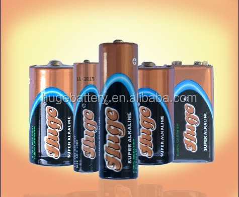 1.5V AA LR6 AM-3 Alkaline Battery for remote control