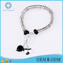 Cool bracelet ladies men bracelets bead landing fashion jewelry 2017