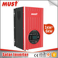 DC/AC Inverters Type and 1 - 6KW Output Power Solar Inverters