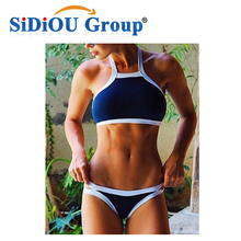 Sport Bikini Hit Summer Bikini Set Women Sexy Swimsuit Ladies Beach Bathing Suit swimwear