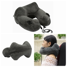 2017 newest design travel neck pillow with factory price