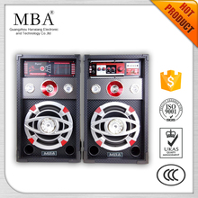 high quality music best wood super bass & microlab speakers, 2.0 speaker for home theater