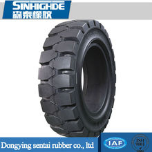 wholesale china goods press-on solid tire non-marking solid tire