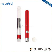 No.1 to sell BUDDY hot products c hi-tech vaporizer pen 0.6ml cartomizer