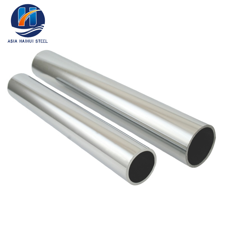 China manufacturer factory price 300 series stainless steel tube 2b