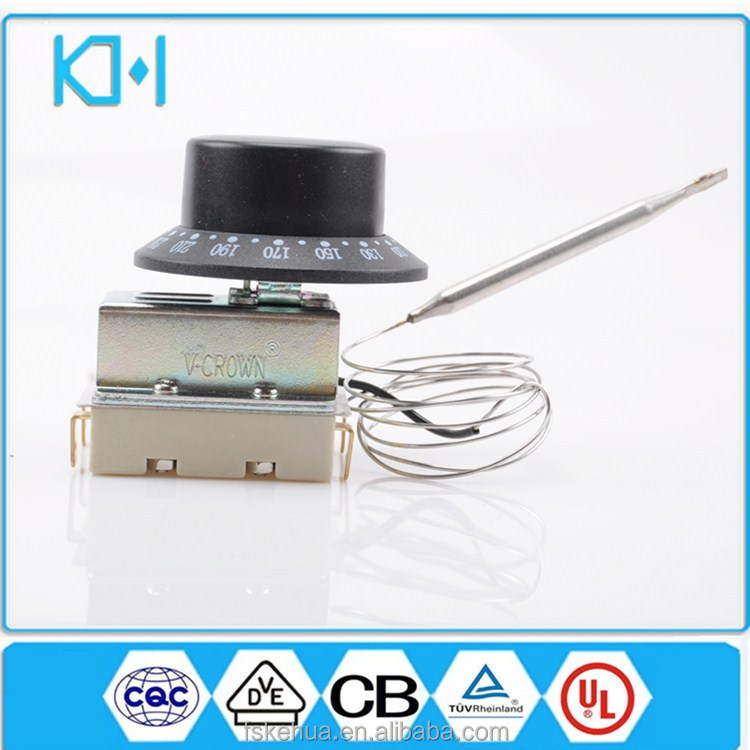 Capillary Thermostats Temperture Controller Liquid Thermostat Control