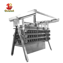 Best price hot sale halal chicken duck meat slaughterhouse