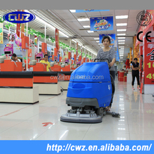 Battery operate auto scrubber floor cleaning machine