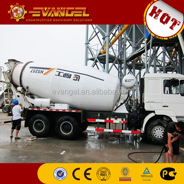 cement concrete mixer machine LIUGONG brand concrete mixer truck from China concrete bucket mixer