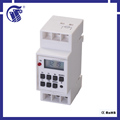 24 hours Large LCD display weekly programmable digital timer switch