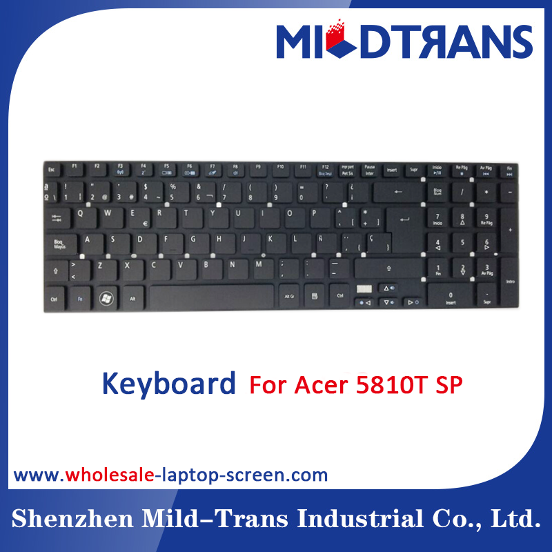 For Acer 5830T SP laptop keyboard with all lauguage