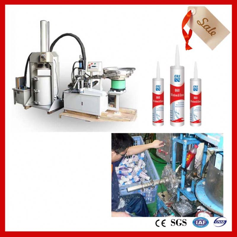 machine for good quality silicone sealant