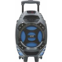Temeisheng Feiyang Professional Trolley Plastic Subwoofer