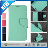 C&T Hot Fashion PU leather stand case for samsung galaxy s6