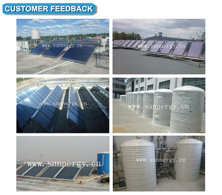 China Supplier Factory wholesale high heat rate U pipe parabolic trough solar collectors with Quality Assurance