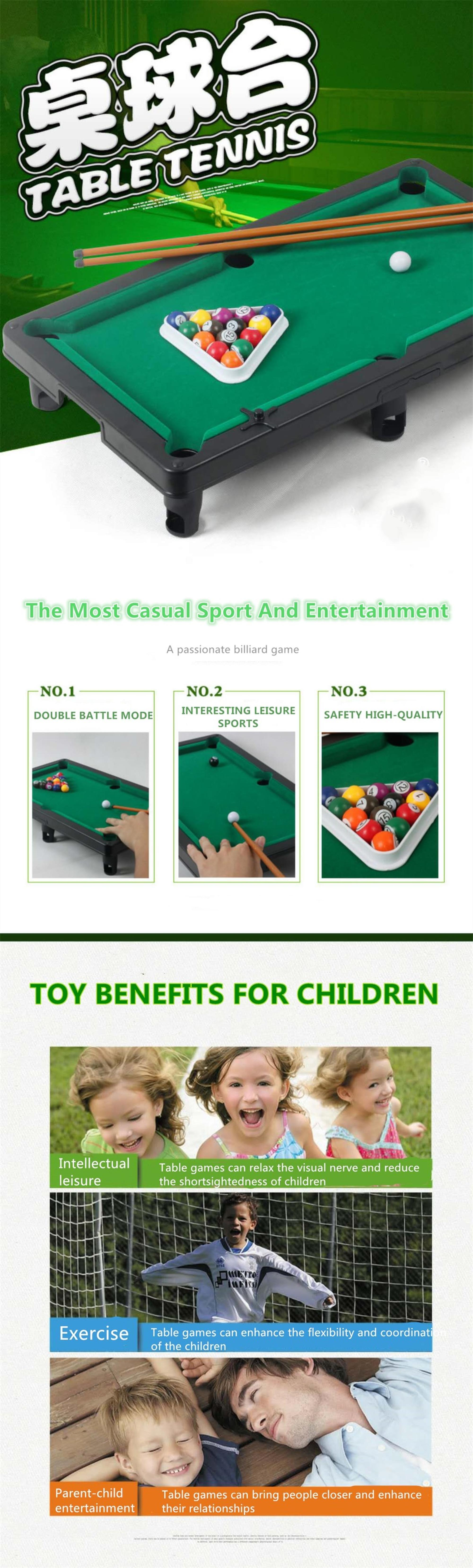Hot Sale Plastic Promotional Toys Desktop Funny Plastic Table Tennis Game For Sale