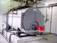 Gas oil industrial Steam Boiler or Hot Water Boiler for production line in Colombia