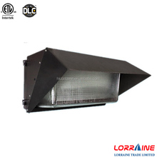 UL cUL DLC approved led wall pack IP65 5 years warranty 150w 120w 100w led wall pack light