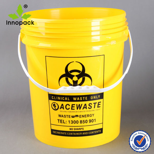acid resistant plastic containers