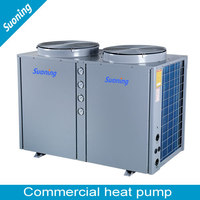 Project Demand 36kw Rated Heating Capacity Air To Water Heat Pump