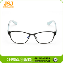 New Model Eyewear Frame Glasses, High Quality and Woman Metal Eyewear Frame Glasses