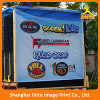 2016 Outdoor advertising frontlit banner material promotional custom outdoor vinyl mesh building banner wraps printed