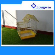 Chinese Foldable metal wire bird pigeon breeding cage
