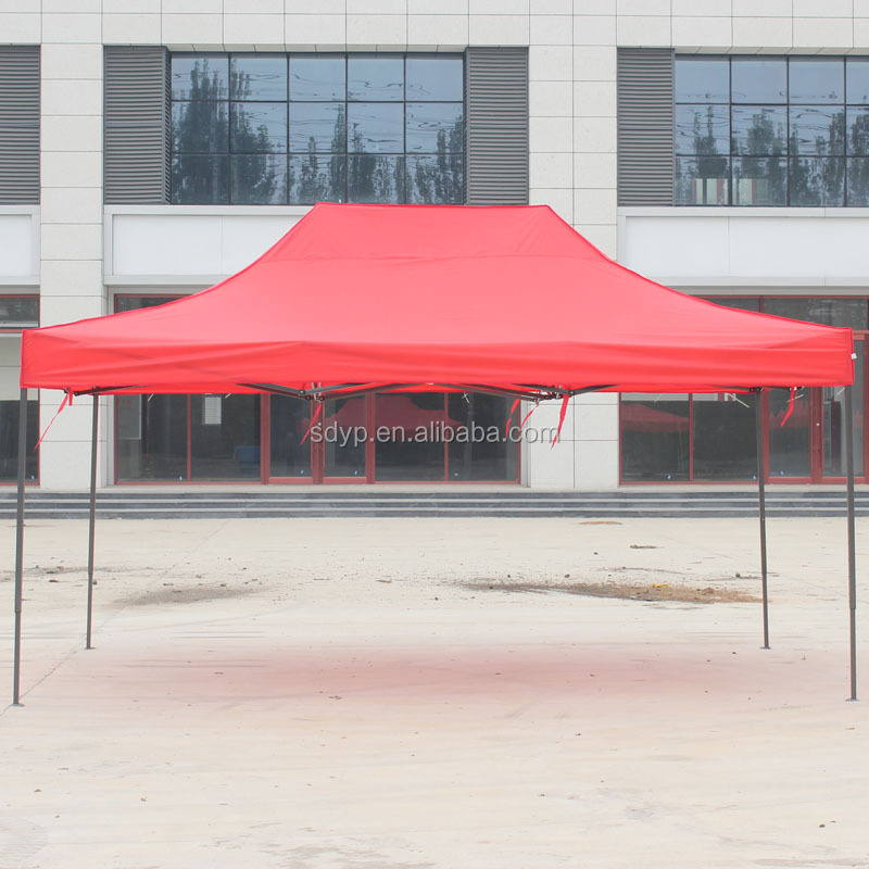 Waterproof Factory Cheap Pop Up Outdoor Folding Garden Gazebo Tent 10 x 20 canopy