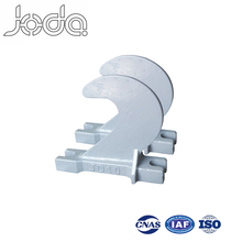 Aluminum Pot Shell Anode Rod Clamps