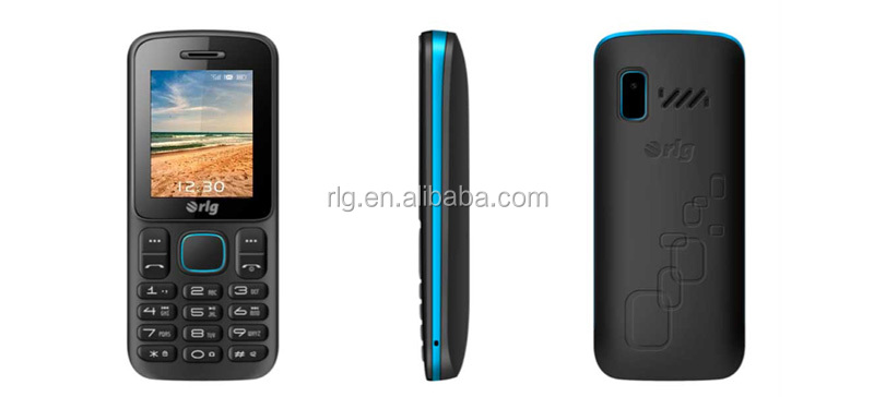 High quality low cost dual sim card dual standby 2G GSM feature phone