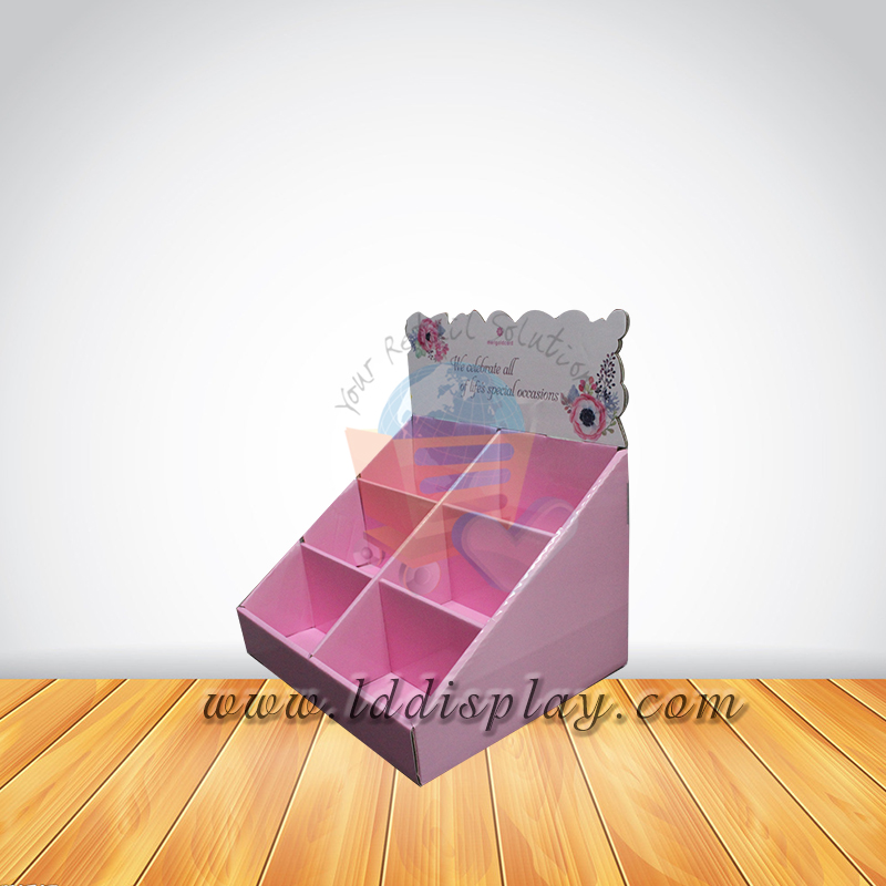Leader Display Hot New Products store stands greeting card wholesale display racks for sale