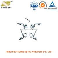 Customized Stainless steel Motorcycle Windshield or Shades Mounting Metal Stamping Parts