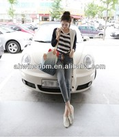 KOREAN FASHION WOMENS JEANS SEXY TIGHT TROUSERS