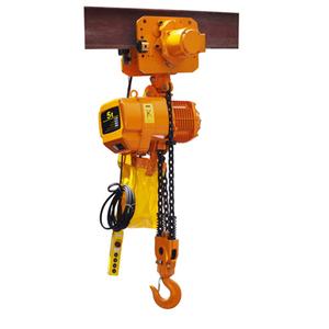 high quality 5 ton electric hoist crane chain hoist