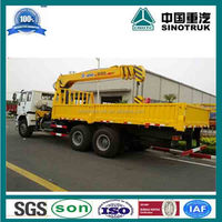 factory supply S16ZK4Q XCMG Brand 16tons Knuckle Boom Truck Mounted Crane/Folding Arm