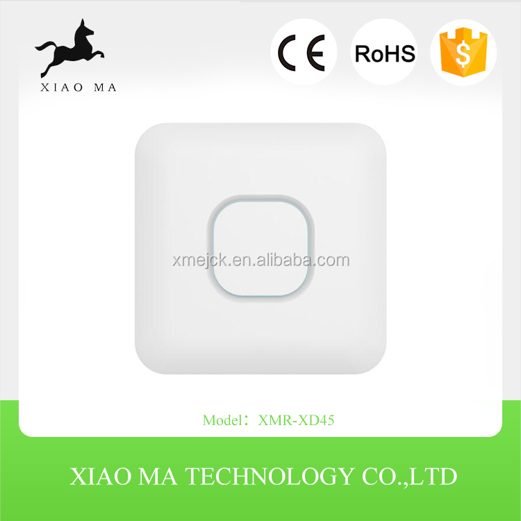 Qualcomm Dual Band 11AC 1200Mbps High Power Ceiling-Mounted wireless 802.11n ap router XMR-XD45