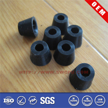 Silicone rubber feet for chair