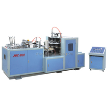 JBZ-D China manufacturer disposable paper bowl making machine