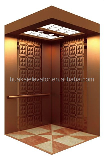 beautiful low price passenger home elevator home lift capacity 400kg 5 person for residential building