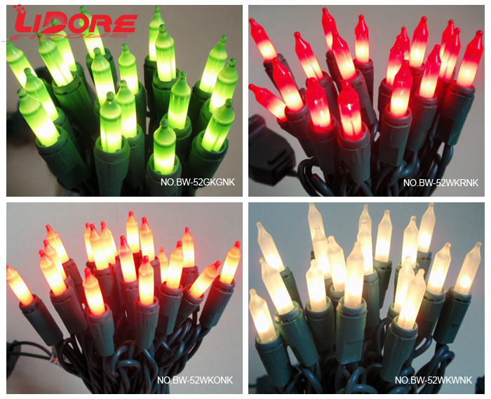 LIDORE Factory Wholesale Decoration Mini lights Multicolor String Lights, View Mini string ...