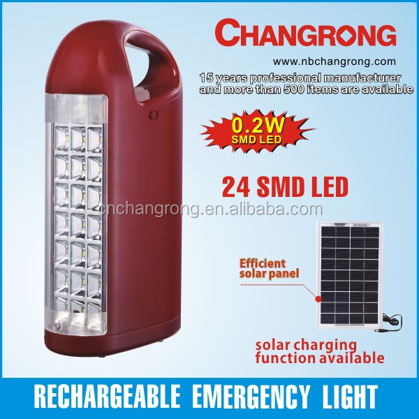 Portable LED emergency lights emergency lanterns with USB