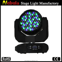 Led Zoom Lights Led Moving Head Wash Zoom Stage Decor Lighting