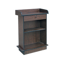 Hot sale lecture stand lectern wooden podium designs