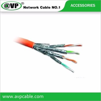Hot Sales Ethernet cable CAT7 SFTP Lan Cable network cable